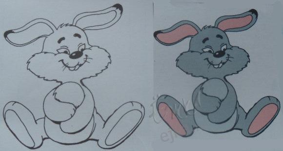 Рисунки про лето для детей красками