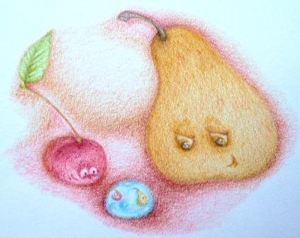 рисунки цветов карандашом для начинающих: